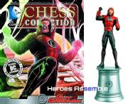 DC Chess Figurine Collection #93 Guy Gardner Forever Evil Eaglemoss